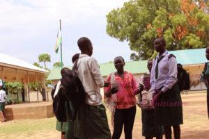 School Interaction Report