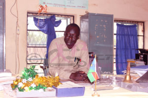 Head Teacher, Juba Commercial Secondary School