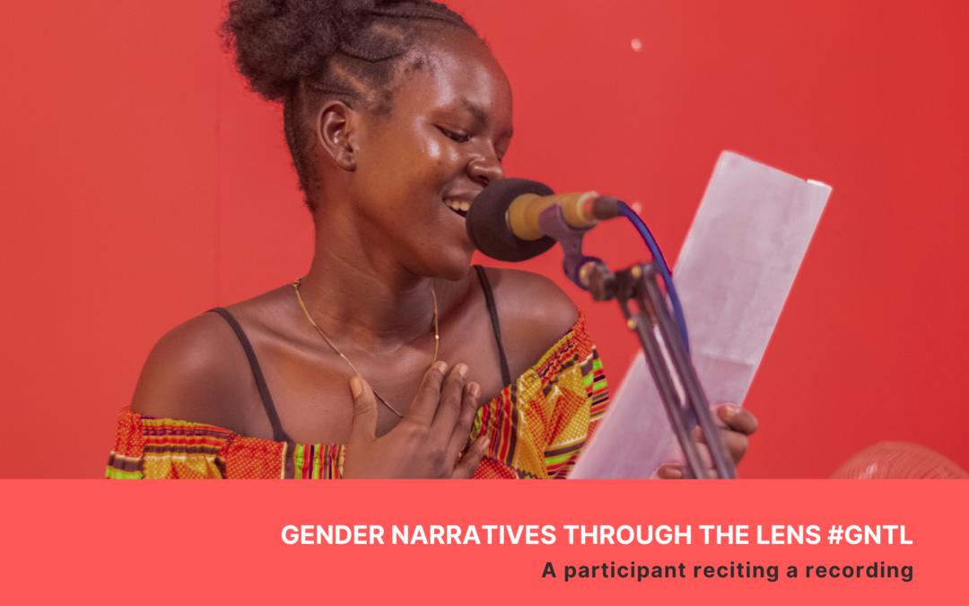Gender Narratives Through the Lens #GNTL