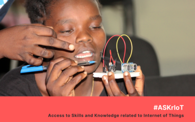 Access to Skills and Knowledge related to Internet of Things (#ASKrIoT)