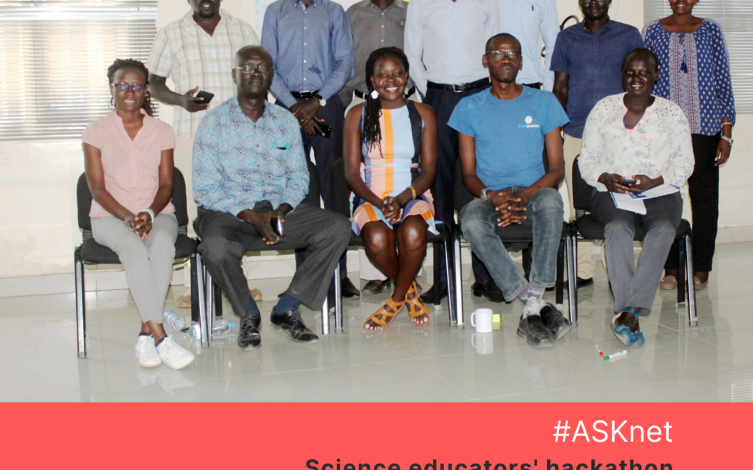 #ASKnet – Access to Skills and Knowledge Network