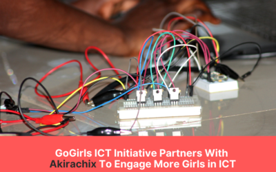 GoGirls ICT Initiative Partners With Akirachix To Engage More Girls in ICT